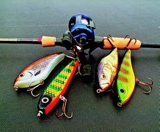 Рыболовный приманки своими руками