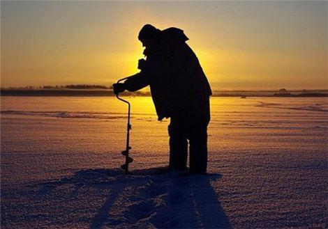Photo of Зимняя рыбалка. Пешня или ледобур?