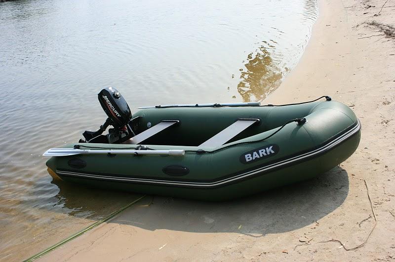 Лодки для рыбалки. Как выбрать надувную лодку